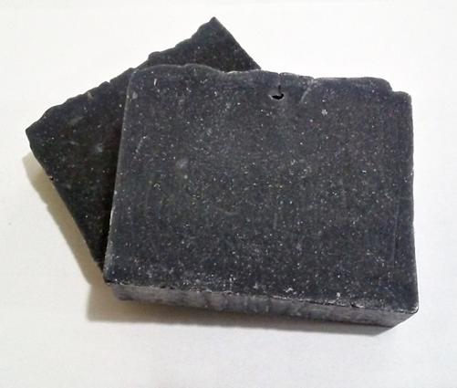Charcoal-Tea Tree Facial Soap
