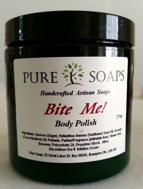Bite Me Body Scrub