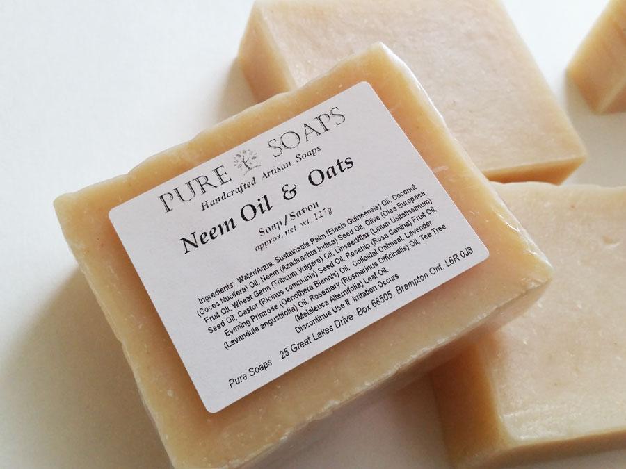 Neem Oil & Oats