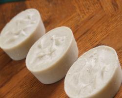 Black Raspberry & Vanilla Shaving Soap